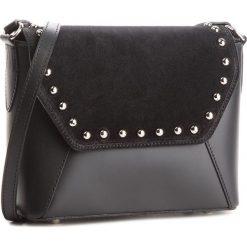 Torebka CREOLE - K10498  Czarny. Czarne torebki klasyczne damskie Creole, ze skóry, na ramię. W wyprzedaży za 149,00 zł.