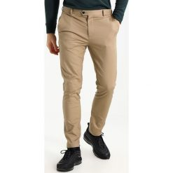 Chinosy męskie: Burton Menswear London Chinosy beige