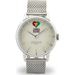 Biżuteria i zegarki damskie: Zegarek unisex Locman La Fabbrica Della Pace 0251V05-AVPACEB0