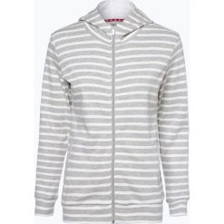 Franco Callegari - Damska bluza rozpinana, szary. Zielone bluzy rozpinane damskie marki Franco Callegari, z napisami. Za 139,95 zł.