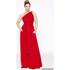 Długie sukienki: sukienka maxi INFINITY DRESS MAXI red