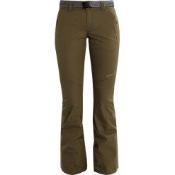 O'Neill STAR SKINNY Spodnie narciarskie dark olive. Zielone bryczesy damskie O'Neill, s, z materiału, narciarskie. W wyprzedaży za 382,85 zł.