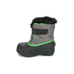 Buty zimowe chłopięce: Śniegowce Dziecko Sorel  CHILDRENS SNOW COMMANDER