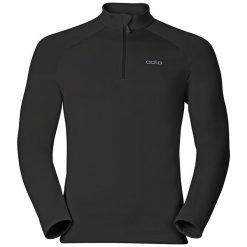 Odlo Bluza Odlo Midlayer 1/2 zip SNOWBIRD  - 222002 - 222002/15000/XL. Czarne bluzy sportowe damskie marki Odlo, xl. Za 90,90 zł.