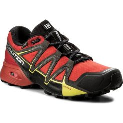 Buty SALOMON - Speedcross Vario 2 Gtx GORE-TEX 402381 27 V0 Fiery Red/Barbados Cherry/Magnet. Czerwone buty do biegania męskie Salomon, z gore-texu, na sznurówki, salomon speedcross, gore-tex. W wyprzedaży za 429,00 zł.