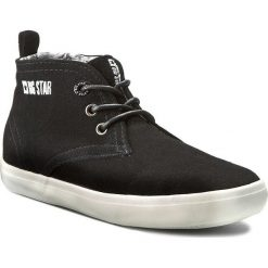 Botki BIG STAR - V274568 Black. Czarne buty zimowe damskie BIG STAR, z gumy, retro. Za 129,00 zł.