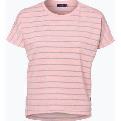 Bluzy damskie: Aygill's Denim - Damska bluza nierozpinana, różowy