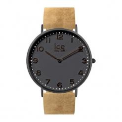 """Zegarek """"CHL.A.FOL.41.N.15"""" w kolorze szaro-brązowym. Brązowe, analogowe zegarki męskie NIXON & ESPRIT, ze stali. W wyprzedaży za 359,95 zł."""