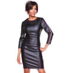 """Sukienki hiszpanki: Sukienka """"Fidji"""" w kolorze czarnym"""