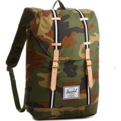 Plecaki męskie: Plecak HERSCHEL – Retreat 10066-01832  Woodland Camo/Black/White