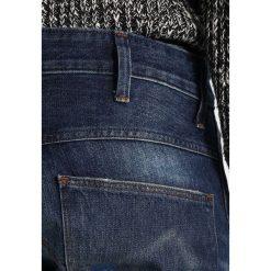 GStar 5620 3D TAPERED SLIM Jeansy Slim Fit hawking denim. Niebieskie jeansy męskie relaxed fit marki G-Star. W wyprzedaży za 527,20 zł.