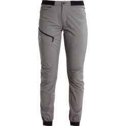 Bryczesy damskie: Haglöfs L.I.M FUSE Spodnie materiałowe lite beluga