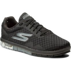 Buty SKECHERS - Go Mini Flex 14006/BKGY Black/Grey. Czarne buty do fitnessu damskie Skechers, z materiału. W wyprzedaży za 189,00 zł.