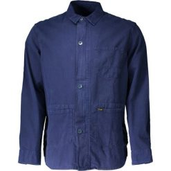 Koszule męskie: Koszula w kolorze niebieskim