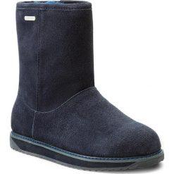 Buty EMU AUSTRALIA - Paterson Classic Lo W11590 Midnight. Szare buty zimowe damskie marki EMU Australia, z gumy. Za 769,00 zł.