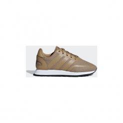 Buty Dziecko adidas  Buty N-5923. Brązowe trampki chłopięce marki Adidas. Za 199,00 zł.