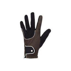 Rękawiczki damskie: Rękawiczki Pro'Leather brązowe