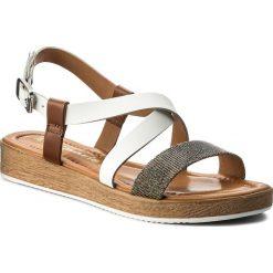 Sandały damskie: Sandały TAMARIS - 1-28606-20 White Comb 197