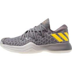 Adidas Performance HARDEN Obuwie do koszykówki grey five/grey two/grey one. Brązowe buty sportowe męskie marki adidas Performance, z gumy. W wyprzedaży za 265,30 zł.