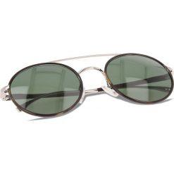 Okulary przeciwsłoneczne BOSS - 0886/S 6LB. Brązowe okulary przeciwsłoneczne damskie lenonki marki Boss. W wyprzedaży za 789,00 zł.