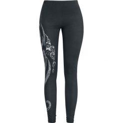 Black Premium by EMP Built For Comfort Legginsy czarny. Czarne legginsy we wzory Black Premium by EMP, xl, z materiału. Za 121,90 zł.