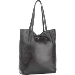 Torebka CREOLE - K10428 Czarny. Czarne torebki klasyczne damskie Creole, ze skóry, duże. Za 169,00 zł.