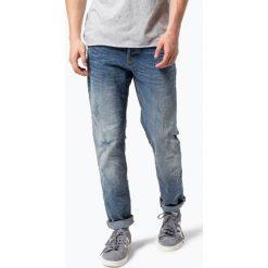 Review - Jeansy męskie – Simon, niebieski. Niebieskie jeansy męskie Review. Za 99,95 zł.