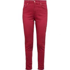 Boyfriendy damskie: Won Hundred MARILYN STAR Jeans Skinny Fit bordeaux