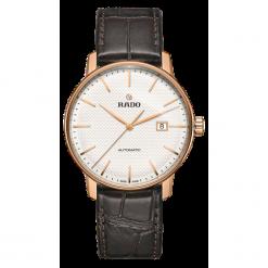 ZEGAREK RADO Coupole Classic XL Automatic R22 877 02 5. Czarne zegarki męskie marki KALENJI, ze stali. Za 5410,00 zł.
