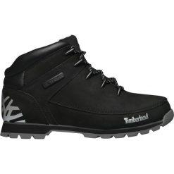 Buty Timberland Euro Sprint Hiker (A18DM). Czarne buty trekkingowe męskie Timberland, na jesień, z materiału, do biegania. Za 549,99 zł.
