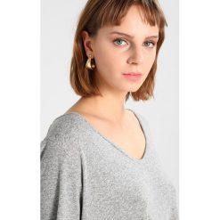 T-shirty damskie: American Vintage MALILEN Tshirt z nadrukiem gris chine