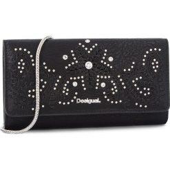 Torebka DESIGUAL - 18WAYP49 2000. Szare torebki klasyczne damskie marki Desigual, l, z tkaniny, casualowe, z długim rękawem. W wyprzedaży za 199,00 zł.
