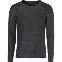 Swetry klasyczne męskie: Review – Sweter męski, czarny