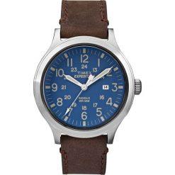 Timex - Zegarek TW4B06400. Czarne zegarki męskie marki Fossil, szklane. W wyprzedaży za 259,90 zł.