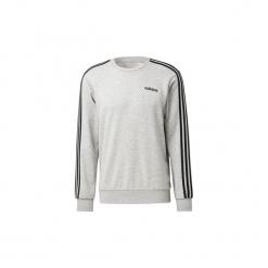 Bluzy adidas  Bluza Essentials 3-Stripes. Szare bluzy męskie Adidas, l. Za 229,00 zł.