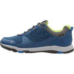 Jack Wolfskin ACTIVATE TEXAPORE LOW Obuwie hikingowe poseidon blue. Białe buty sportowe damskie marki Nike Performance, z materiału, na golfa. Za 379,00 zł.