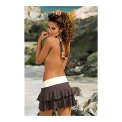 Spódniczka Mila Torba-Avorio M-334 (26). Brązowe torby plażowe marki Marko. Za 54,90 zł.