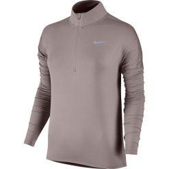 Bluzy damskie: bluza do biegania damska NIKE ELEMENT HALF ZIP / 855517-684 – NIKE ELEMENT HALF ZIP