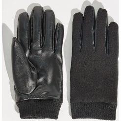 Akcesoria: Wełniane rękawiczki - Czarny