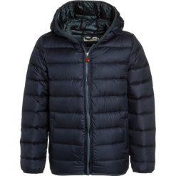 Imps&Elfs SNOW JACKET HOODY Kurtka puchowa starry sky. Niebieskie kurtki chłopięce zimowe marki Imps&Elfs, z materiału. W wyprzedaży za 407,20 zł.