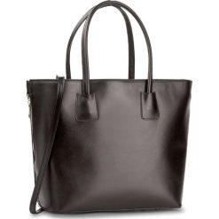 Torebka CREOLE - RBI10141 Czarny. Czarne torebki klasyczne damskie marki Creole, ze skóry. W wyprzedaży za 309,00 zł.