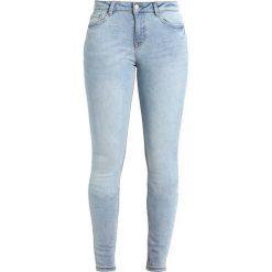 Jeansy damskie: TOM TAILOR DENIM NELA PANTS  Jeans Skinny Fit mid stone wash denim
