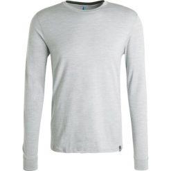 Podkoszulki męskie: ODLO CREW NECK NATURAL Podkoszulki grey melange/black