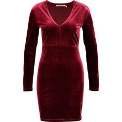 Sukienki hiszpanki: Ivyrevel ELEANOR Sukienka etui dark wine