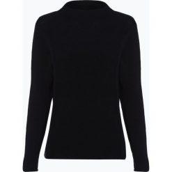 Marie Lund - Sweter damski, niebieski. Niebieskie swetry klasyczne damskie marki ARTENGO, z elastanu, ze stójką. Za 229,95 zł.