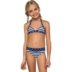 Stroje dwuczęściowe dziewczęce: Dziewczęcy kostium kąpielowy Siena