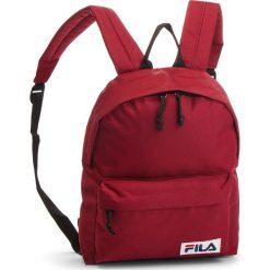 Plecak FILA - Mini Backpack Malmö 685043 Rhubarb J93. Czerwone plecaki męskie Fila, z materiału, sportowe. Za 109,00 zł.