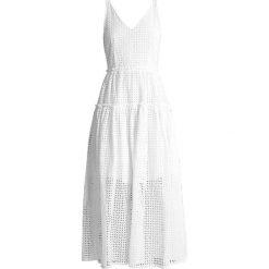 Długie sukienki: iBlues BOOK Długa sukienka white