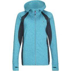 Bluzy damskie: KILLTEC Bluza damska Mine niebieska r. 38