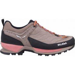 Buty trekkingowe damskie: Salewa Buty damskie WS Mountain Trainer Walnut/Rose brown r. 40 (63471-7510)